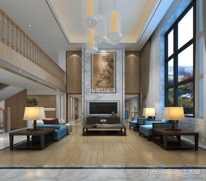 简约风格170平米套房房子装饰效果图