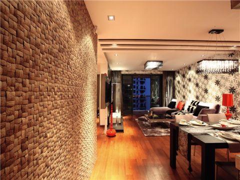 客厅吊顶后现代风格装饰图片