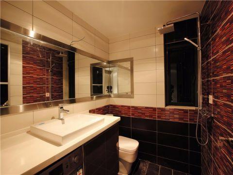 卫生间吊顶后现代风格效果图