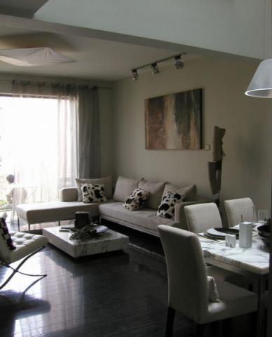 现代风格146平米大户型新房装修效果图