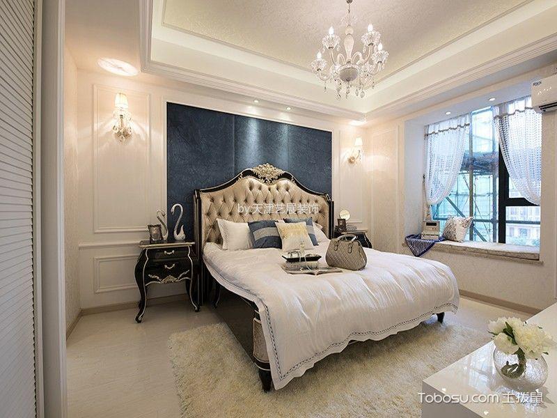 中式风格134平米3房2厅房子装饰效果图-土拨鼠装修
