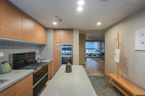 厨房吊顶日式风格装修图片