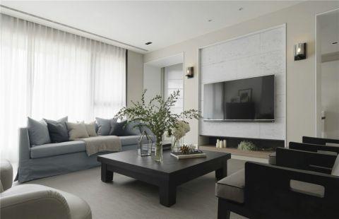 法式风格150平米大户型新房装修效果图