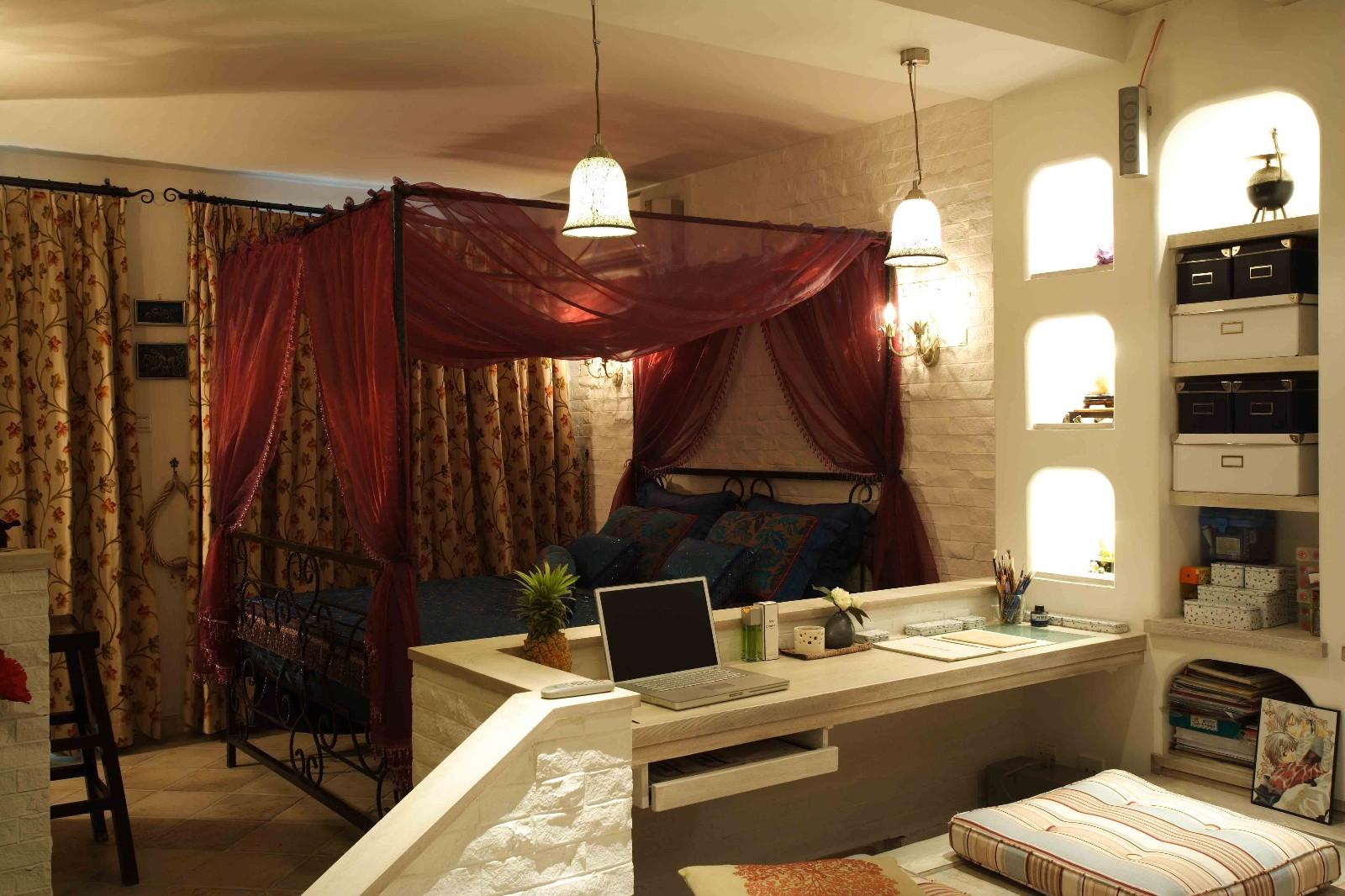 2室1卫2厅田园风格