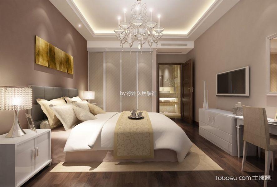 徐州汉源国际华城88平米现代风格效果图