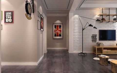 玄关吊顶现代风格装潢图片