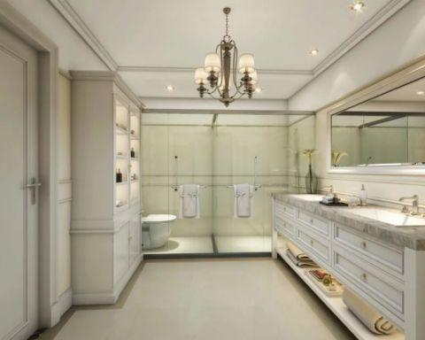 卫生间吊顶北欧风格装修设计图片
