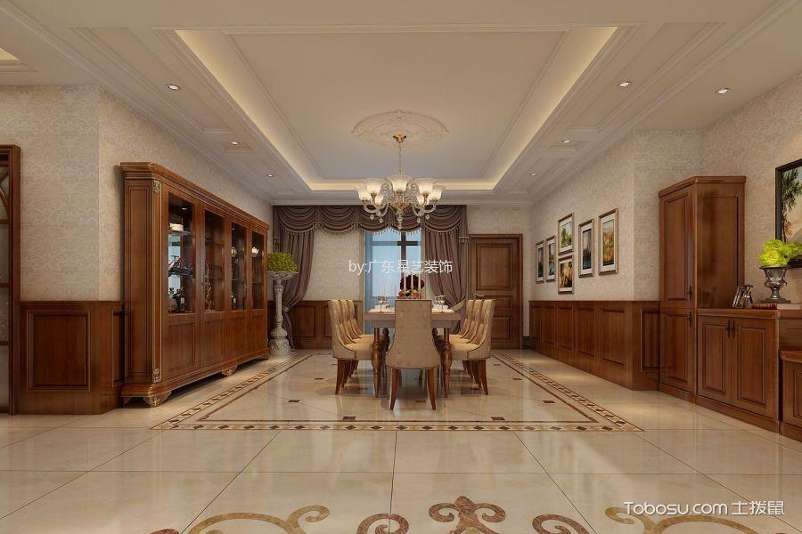简欧风格300平米大户型新房装修效果图