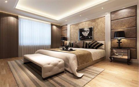 现代简约风格165平米大户型房子装饰效果图