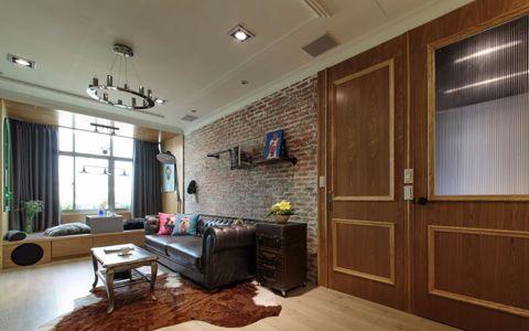 美式风格115平米套房新房装修效果图
