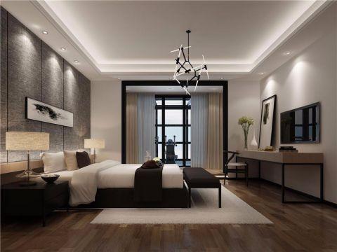 现代风格450平米别墅室内装修效果图