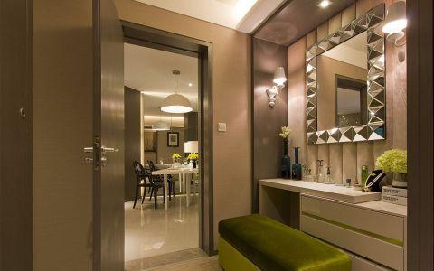 卧室梳妆台现代风格装潢效果图
