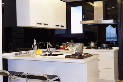 厨房欧式风格装修图片