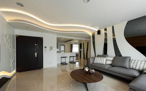 现代风格160平米4房2厅房子装饰效果图