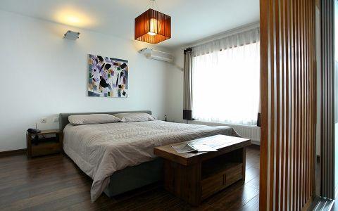 卧室灯具现代简约风格装饰图片