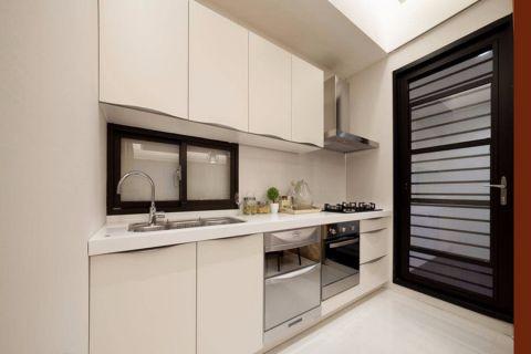 厨房橱柜日式风格装修图片