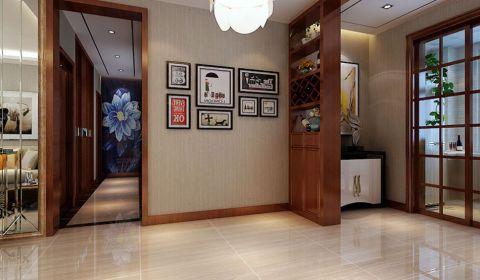 玄关照片墙现代简约风格装修效果图
