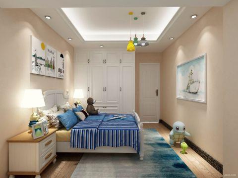 卧室衣柜后现代风格装潢图片