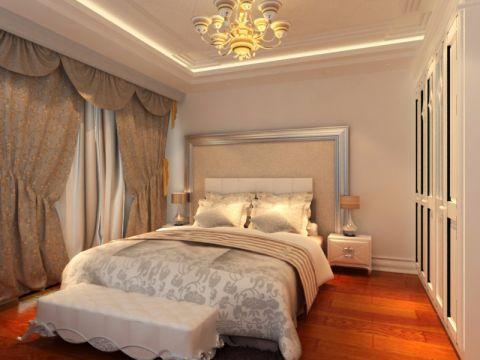 简欧风格350平米别墅房子装饰效果图