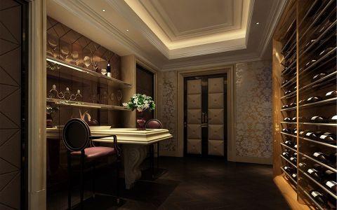 酒窖吧台欧式风格装饰图片