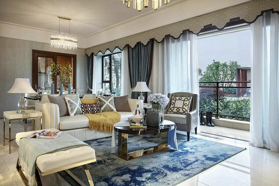 3室1卫2厅180平米现代风格