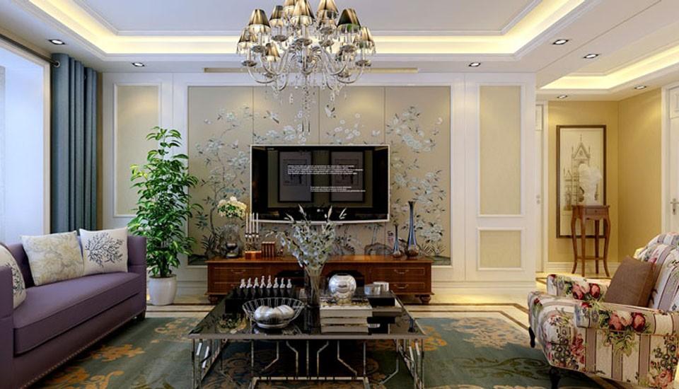 3室1卫1厅160平米现代简约风格