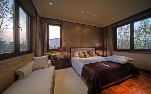 混搭风格150平米楼房室内装修效果图