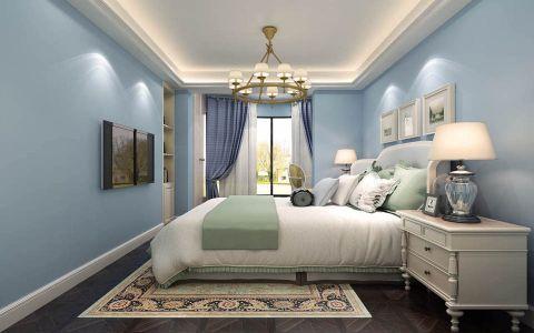 北欧风格100平米套房室内装修效果图