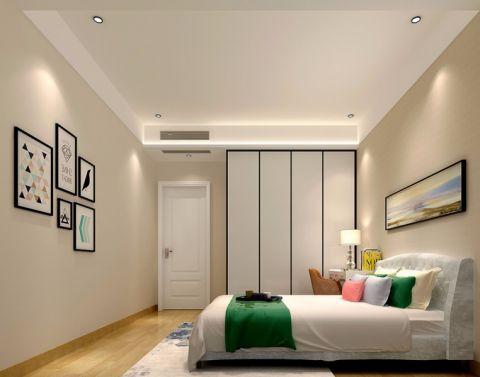 混搭风格134平米3房2厅房子装饰效果图