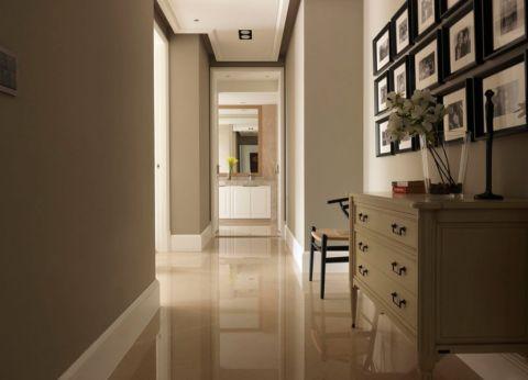 卧室走廊简约风格装修设计图片