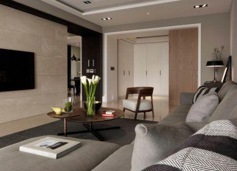 简约风格180平米四室两厅室内装修效果图