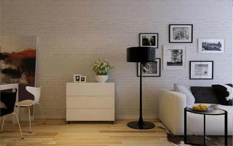 客厅照片墙现代风格装饰效果图