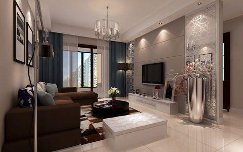 现代风格100平米小平米房子装饰效果图