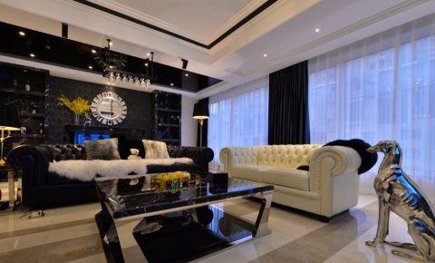 新古典风格320平米大户型室内装修效果图