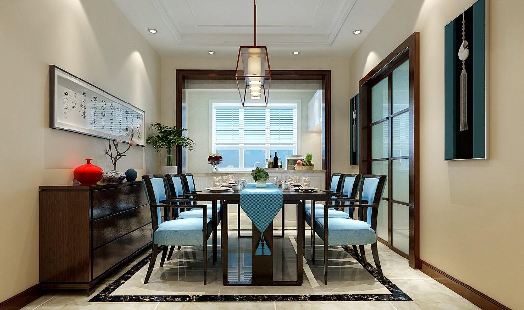 2室1卫1厅110平米现代风格