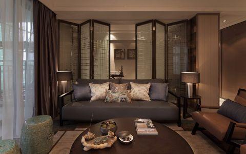 新古典风格134平米3房2厅房子装饰效果图