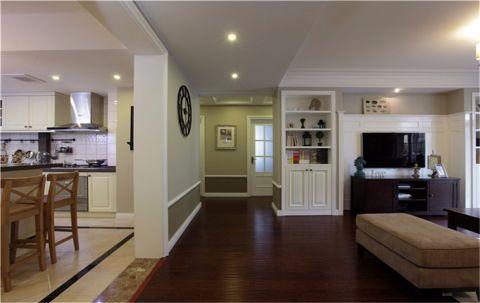 客厅走廊简约风格效果图