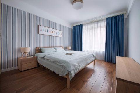 东风苑160平三室两厅一卫北欧风格实景图