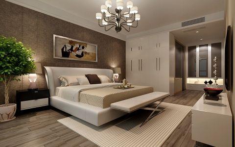 现代风格150平米楼房房子装饰效果图