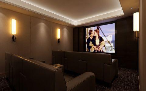 地下室吊顶现代风格装潢设计图片