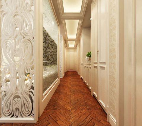 卧室走廊欧式风格装潢图片
