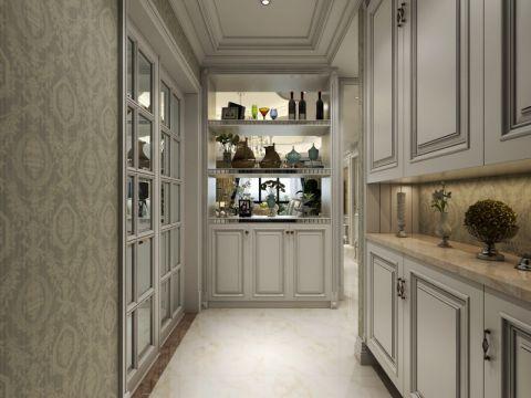 玄关衣柜欧式风格效果图