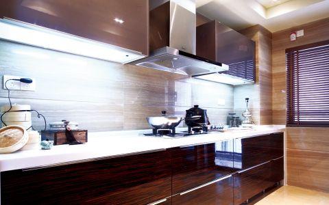 厨房橱柜中式古典风格装饰图片
