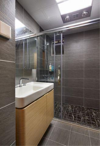 古典风格140平米三室两厅室内装修效果图