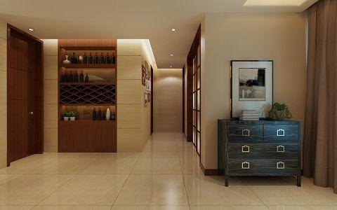 简约风格180平米大户型室内装修效果图