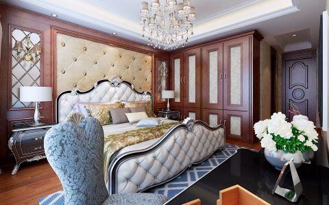 卧室衣柜欧式风格装潢效果图