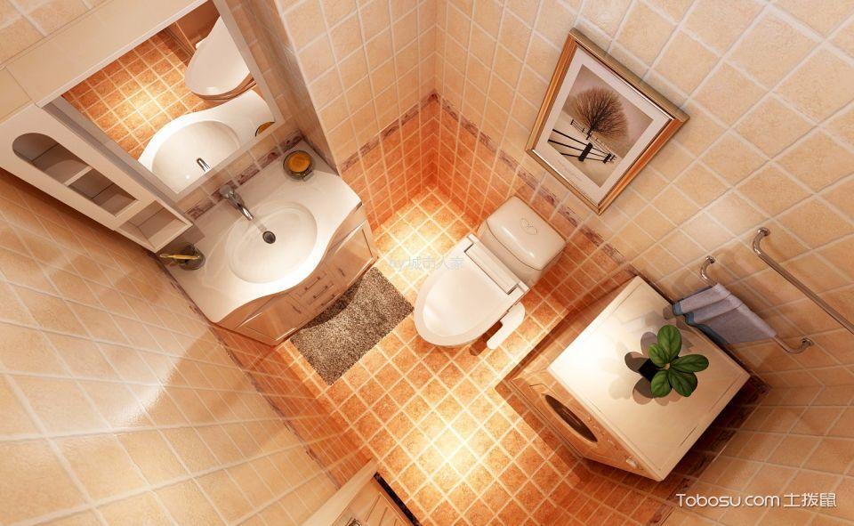 简欧风格100平米小户型室内装修效果图
