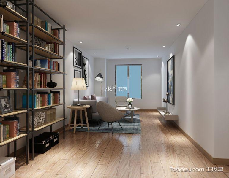 现代风格150平米复式房子装饰效果图