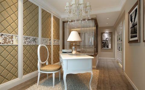 新古典风格风格120平米楼房室内装修效果图