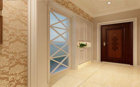玄关走廊新古典风格装潢设计图片